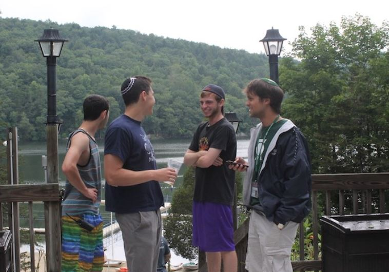 Judaism infuses everything at Ramah camps.