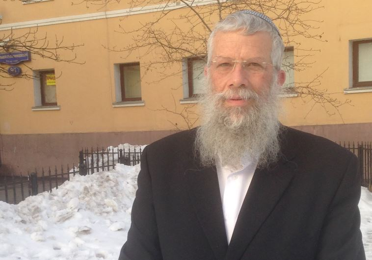 Rabbi Chaim Iram, head of the Maslul Project