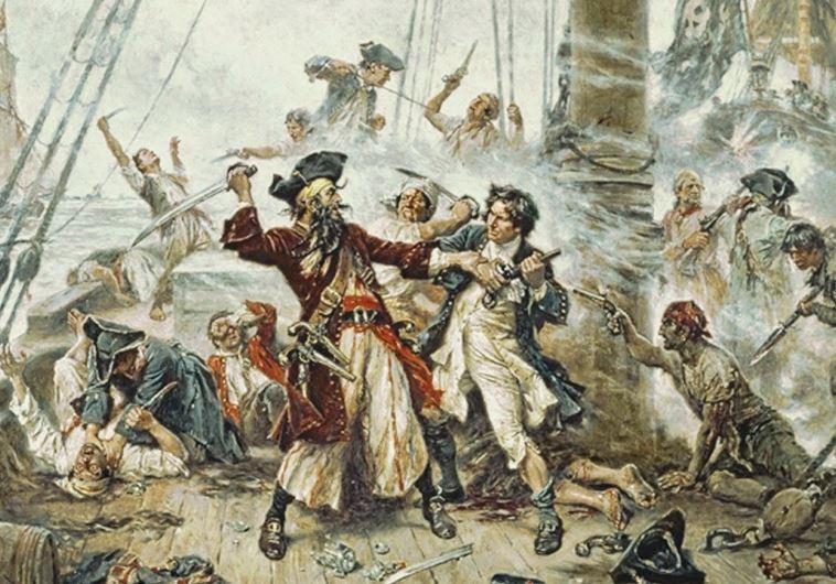 Blackbeard Pirate