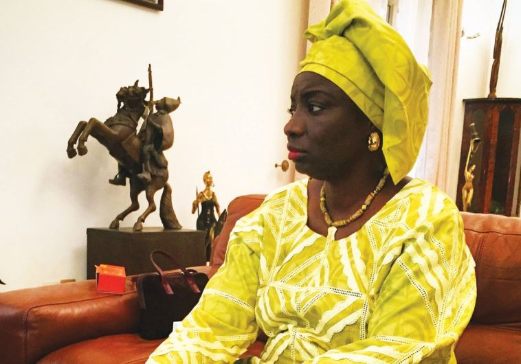 AMINATA TOURÉ is a former Senegalese prime minister and the current adviser to President Macky Sall.