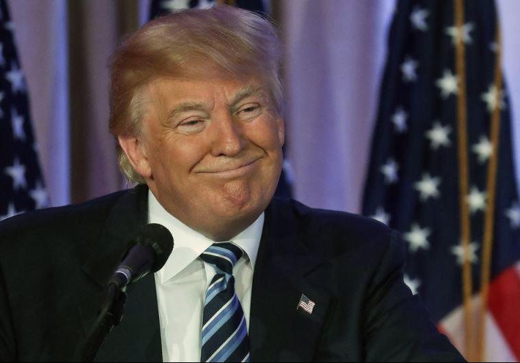 Republican US presidential candidate Donald Trump
