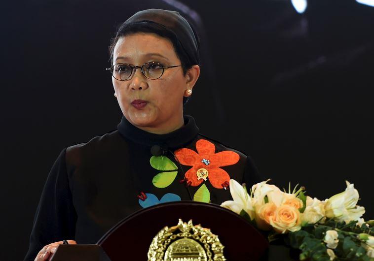 Indonesian Foreign Minister Retno Marsudi