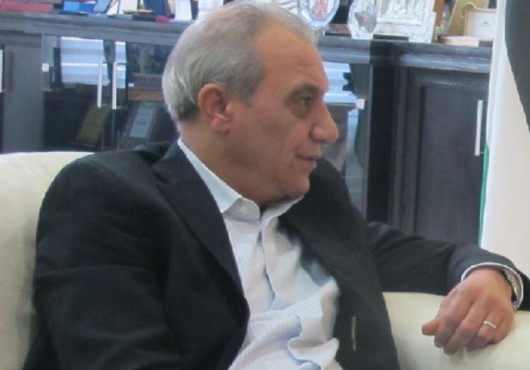 Palestinian intelligence chief