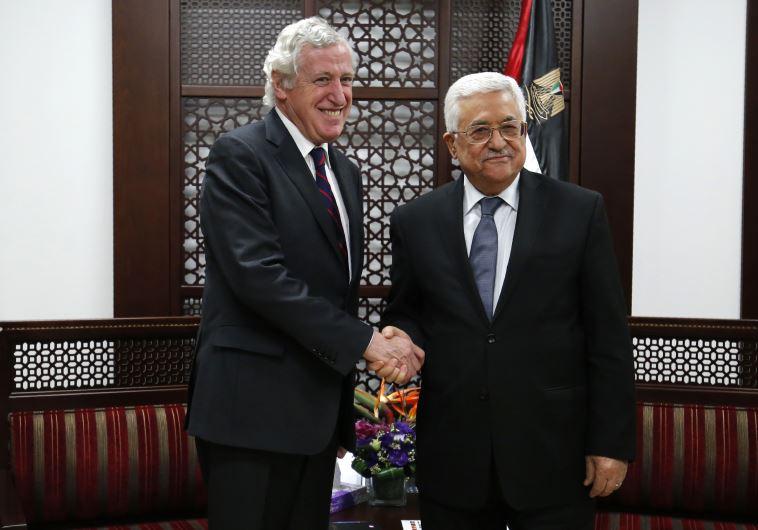 Pierre Vimont Ramallah