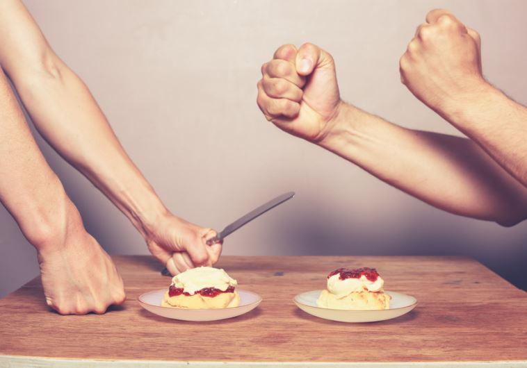 Baking rivalry