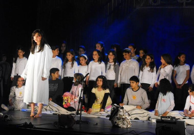 Israeli students learn English to The Sound of Music