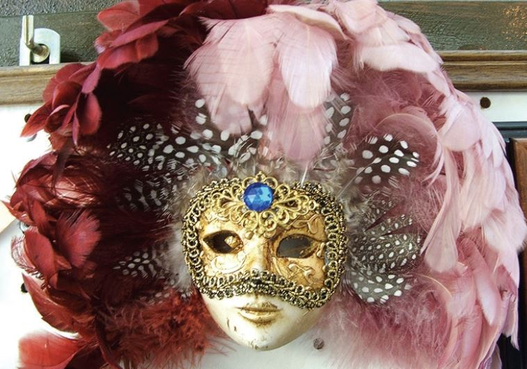 Veneziana mask