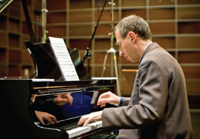 Pianist Jascha Nemtsov