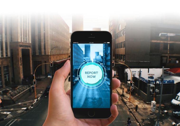 Ehud Barak's new app