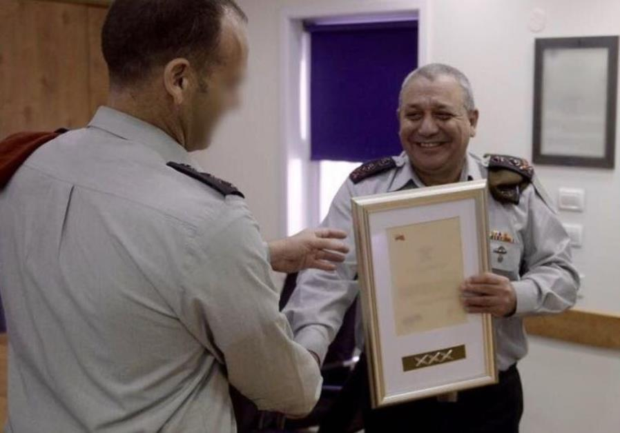 New Sayeret Matkal commander sworn in