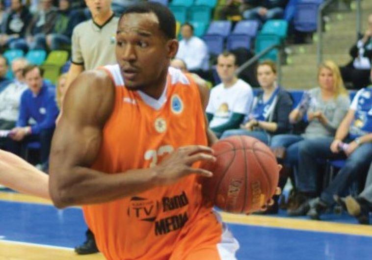 Maccabi Rishon Lezion forward Chris Wright