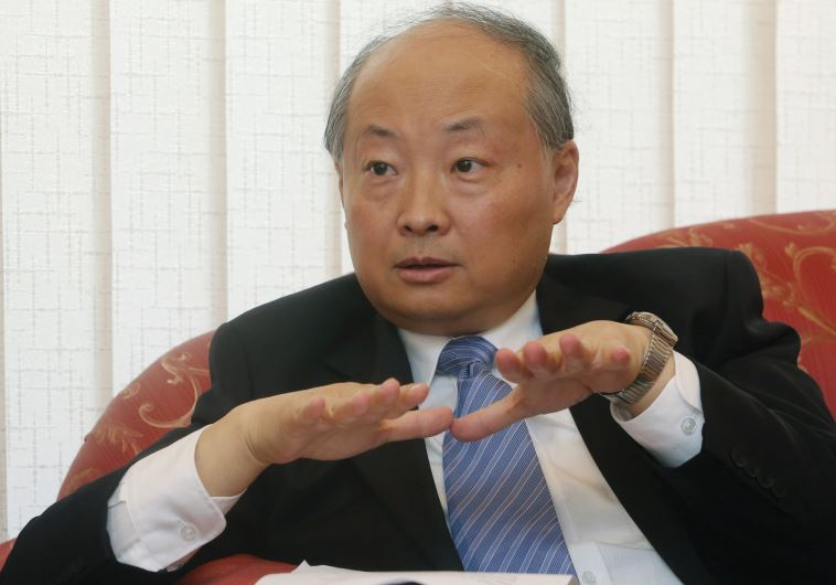 ZHAN YONGXIN: China attaches great importance to Israel.