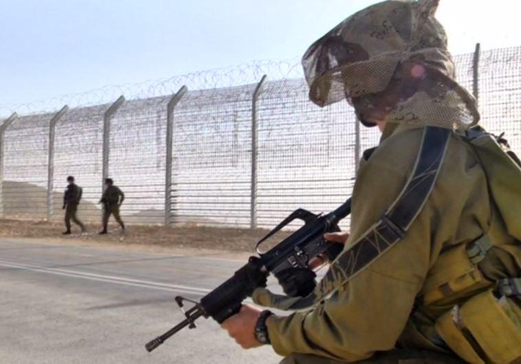Sinai border