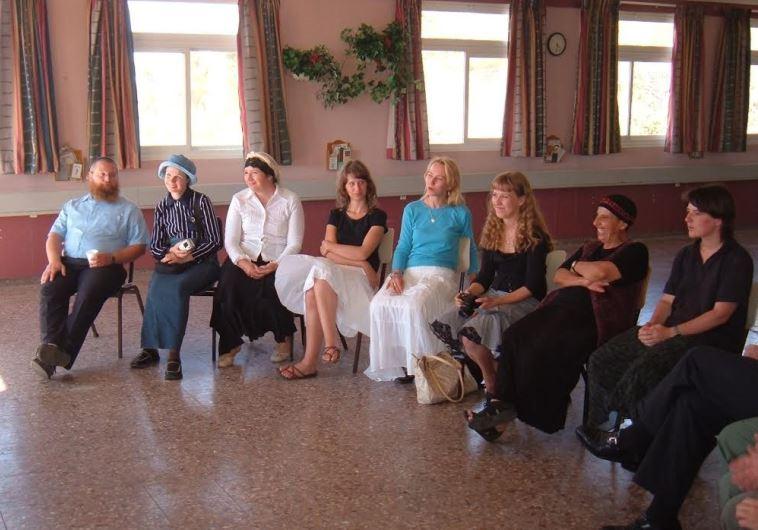 Shavei Israel brings Polish Jews to Israel for Purim trip
