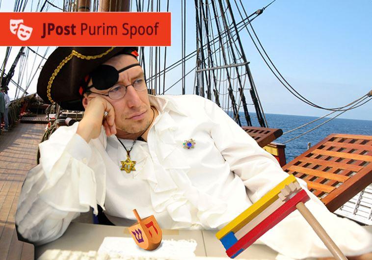 Jewish pirate