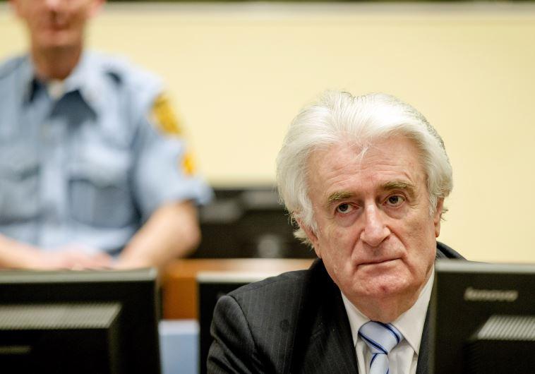 Ex-Bosnian Serb leader Radovan Karadzic