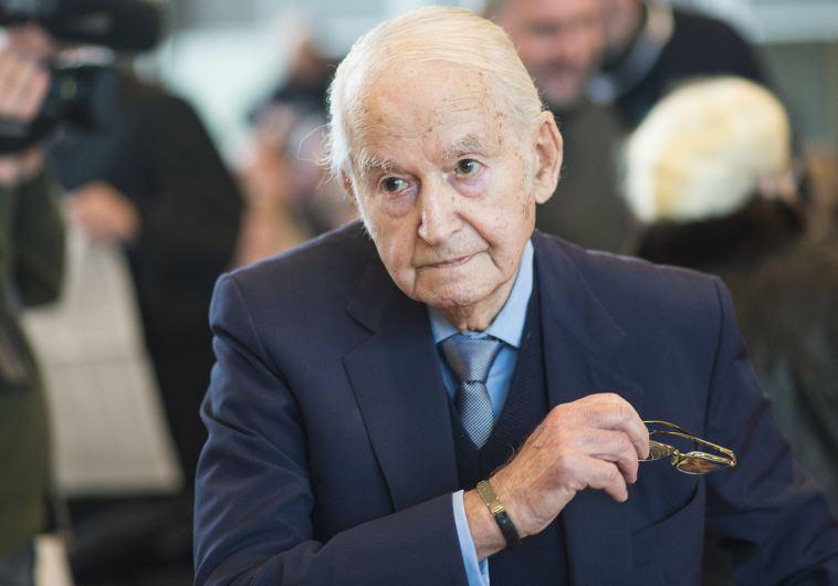 holocaust survivor Leon Schwarzbaum