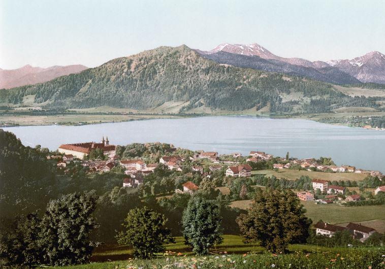 German town of Tegernsee