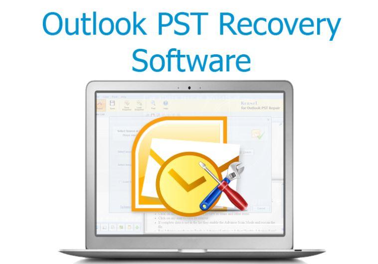 PST Repair Software