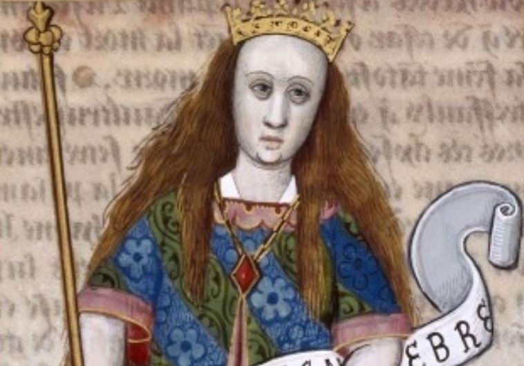Herod's lover, Mariamne