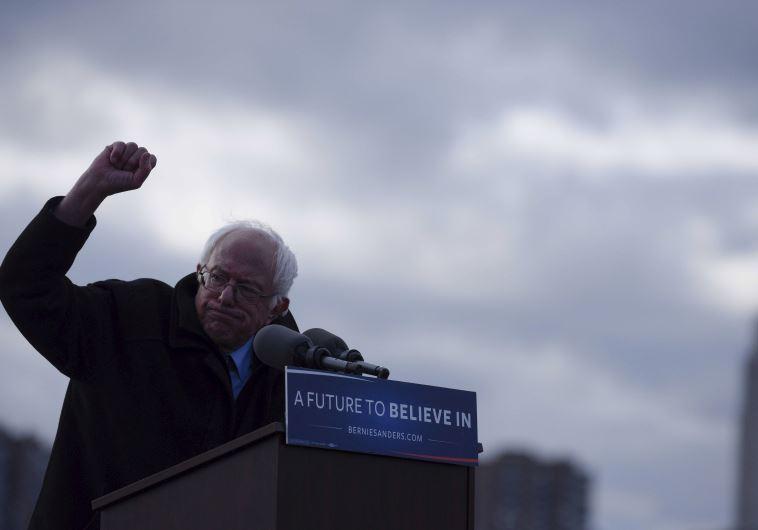 Bernie Sanders calls Netanyahu government 'racist'