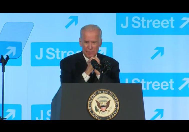 J Street Biden