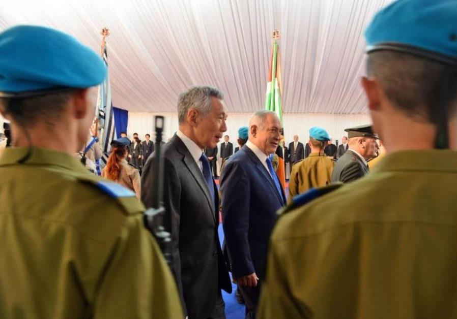 912ffec1 Intelligence File: The ties that bind - Israel News - Jerusalem Post