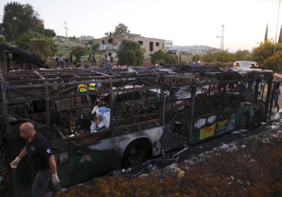 jerusalem bus bombing