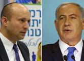 PM Benjamin Netanyahu and Education Minister Naftali Bennet
