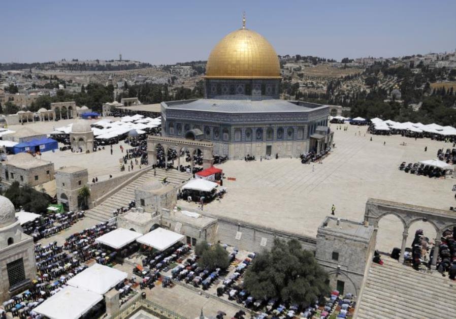 Jew Detector: UN In New York Votes On Ignoring Jewish Ties To Temple