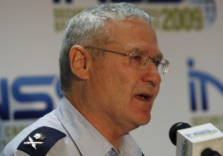 Amos Yadlin, the former head of Military Intelligence