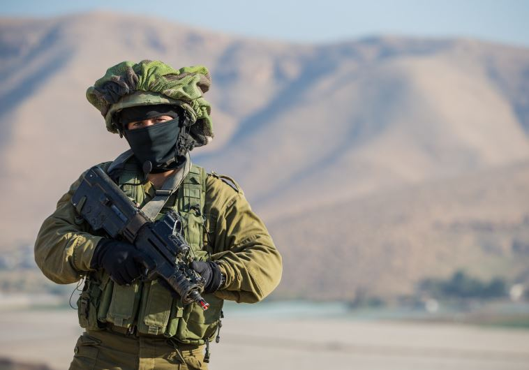 IDF commandos complete their training in central Israel