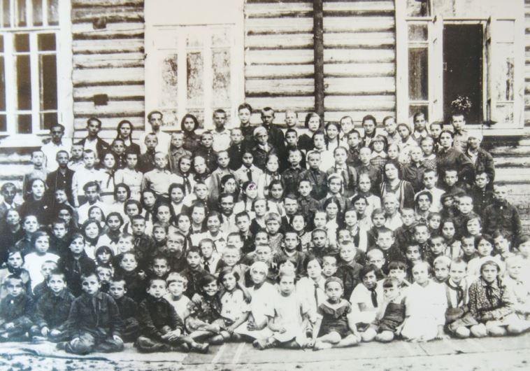 Bialystok children