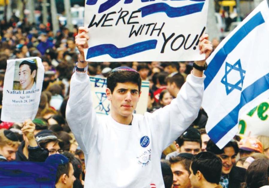 Report: 10 ways to counter intersectionality causing Jewish rift