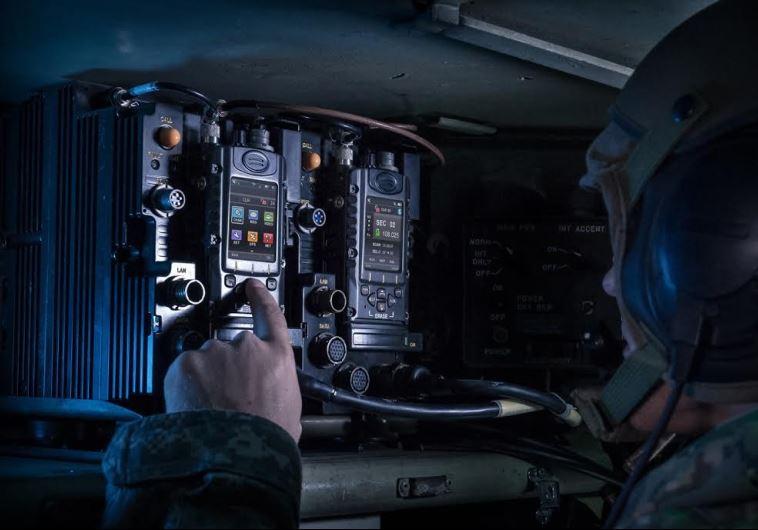 elbit radio