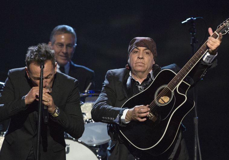 Bruce Springsteen Van Zandt