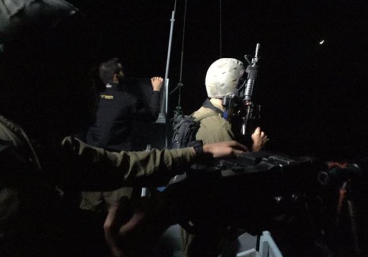 IDF conducting security exercise