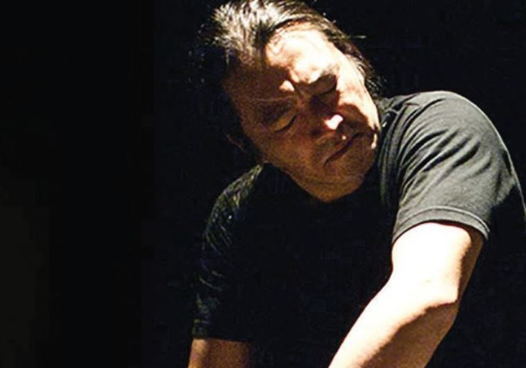 Japanese percussionist Tatsuya Nakatani