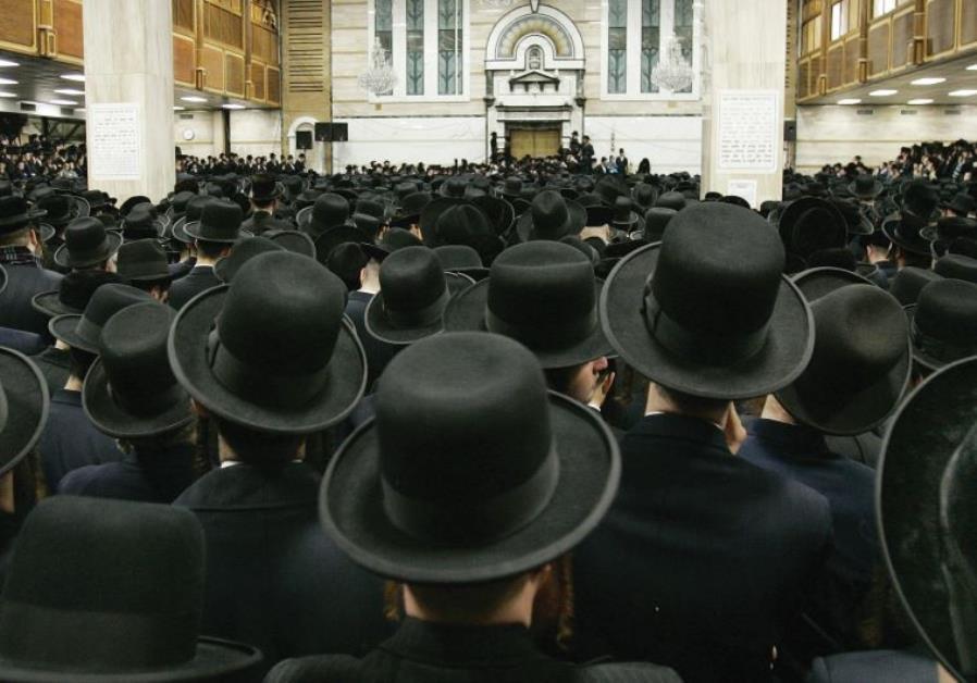 Satmar Hasidim