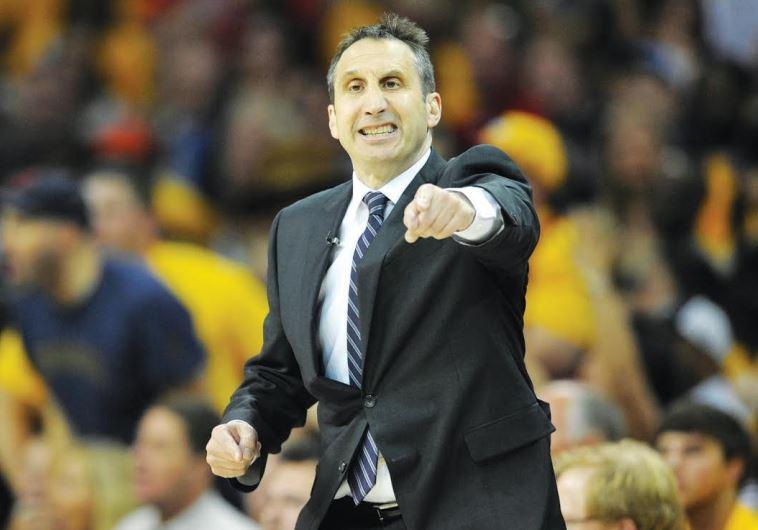 Former Cleveland Cavaliers head coach David Blatt