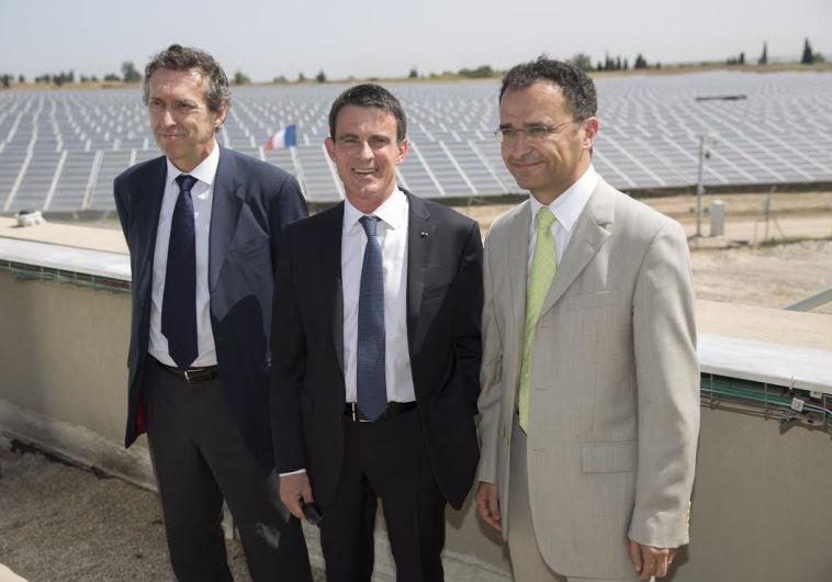Zmorot Solar Park
