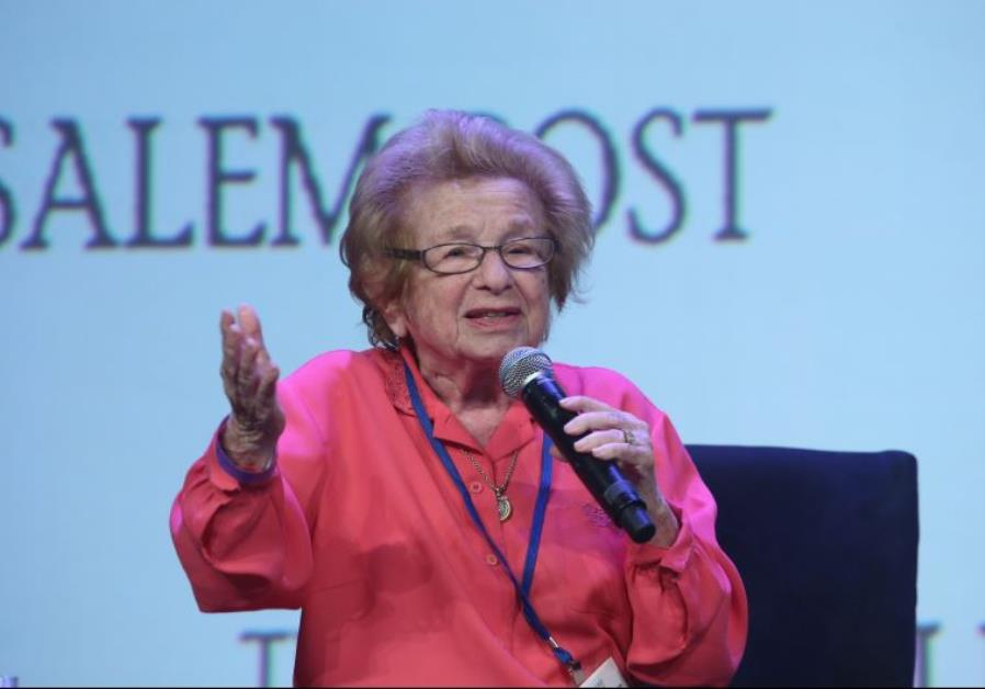 Something is. Dr ruth westheimer a midget agree, this