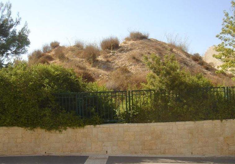 Tumulus 2  in Jerusalem