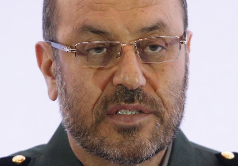 Iranian Defence Minister Hossein Dehghan