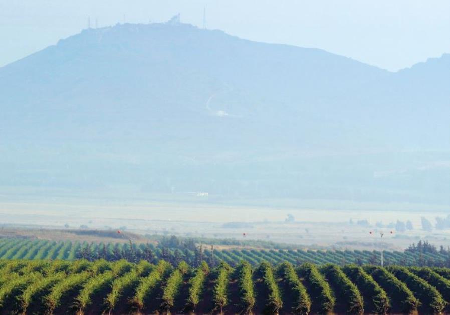 Golan Heights Wienry