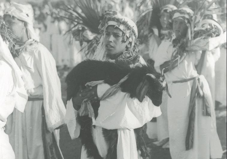 Bikurim festival in Tel Aviv