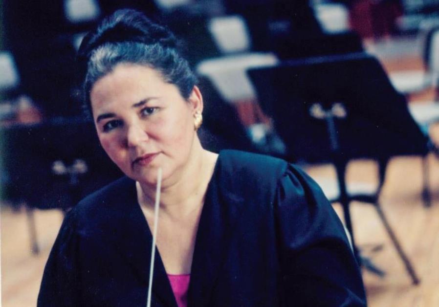 Conductor Anita Kamien