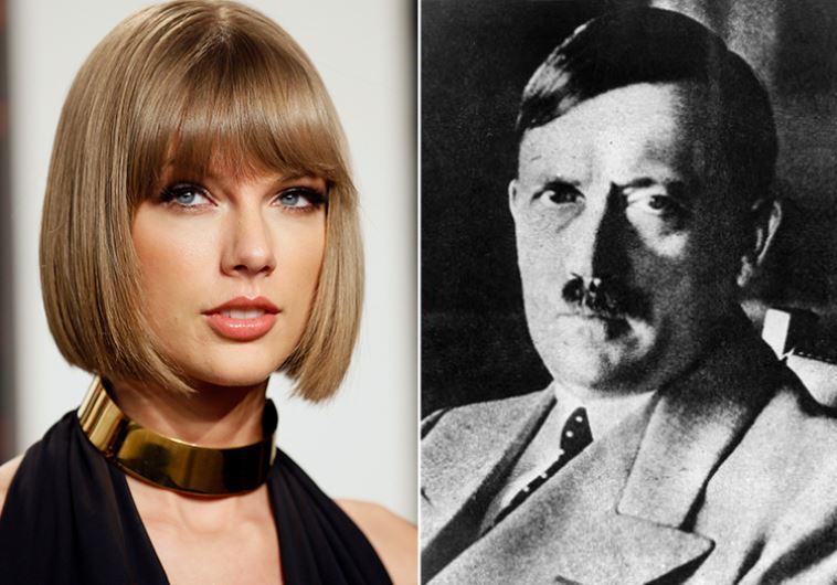 Adolf Hitler Taylor Swift