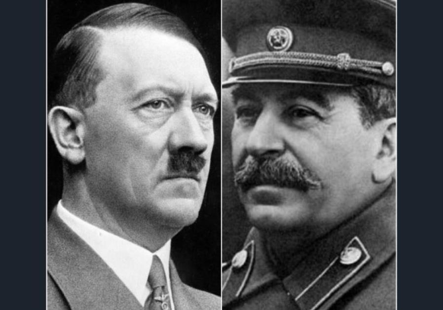 a similarities of adolf hitlers and joseph stalins strategies to attain their goals What were stalin's personal qualities that hitler lacked and strong enough to achieve their goals and stalin didn't even believe the adolf hitler a good.