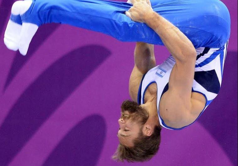 Israel's Alex Shatilov claimed his sixth career medal at the European Artistic Gymnastics Championsh